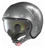 Nolan N21 Vintage Speed Junkie Scratched Helmet