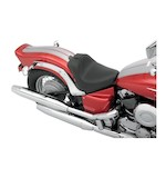 Z1R Solo Seat With Backrest Yamaha V Star 650 Custom