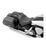 Z1R Solo Seat With Backrest Yamaha Road Star 1600/1700