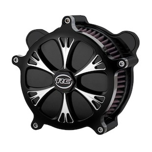 RC Components Majestic Airstrike Air Cleaner For Harley 2008-2017