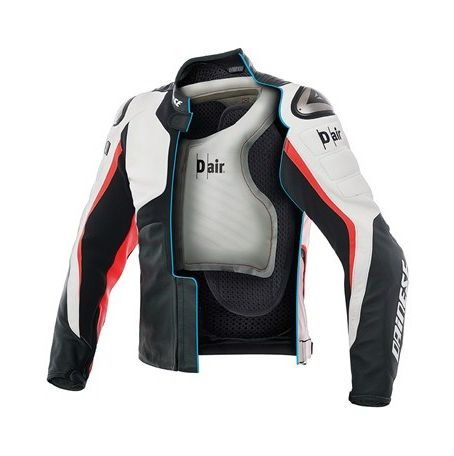 Dainese D Air Jacket Revzilla