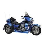 Motor Trike Trax Running Board For Harley Trike 2014-2016