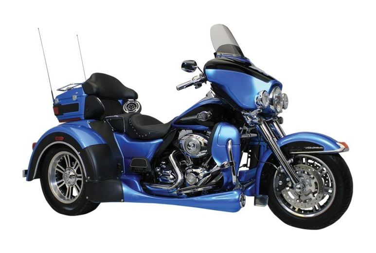 Motor Trike Trax Running Board For Harley Trike 2009 2013