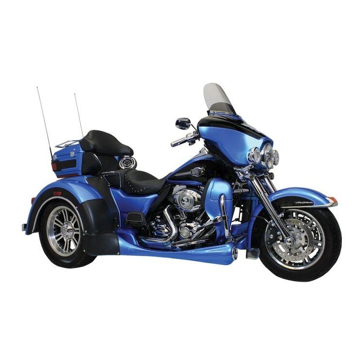 Motor Trike Trax Running Board For Harley Trike 2009-2013