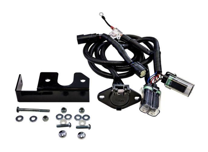 motor trike trailer hitch wire harness for harley trike. Black Bedroom Furniture Sets. Home Design Ideas