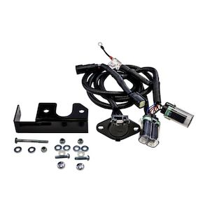 Motor Trike Trailer Hitch Wire Harness For Harley Trike