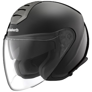 Schuberth M1 Helmet Berlin Black / LG [Blemished - Very Good]