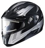 HJC CL-Max 2 Ridge Snow Helmet - Electric Shield