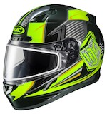HJC CL-17 Striker Snow Helmet - Dual Lens