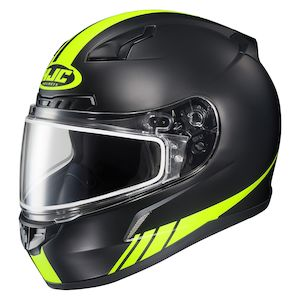HJC CL-17 Streamline Snow Helmet - Dual Lens (Size 2XL Only)