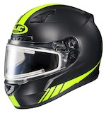 HJC CL-17 Streamline Snow Helmet - Electric Lens