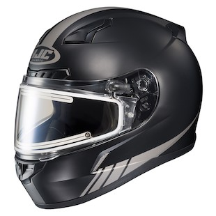 HJC CL-17 Streamline Snow Helmet - Electric Shield