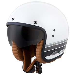 Scorpion Belfast Blanco Motorcycle Helmet
