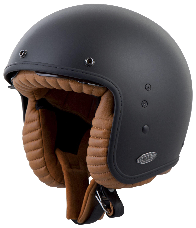 Scorpion Motorcycle Helmets >> Scorpion Belfast Helmet - RevZilla
