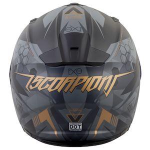 feff0007 Scorpion EXO-R2000 Ravin Helmet | 23% ($90.00) Off! - RevZilla