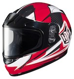 HJC Youth CL-Y Striker Helmet - Dual Lens