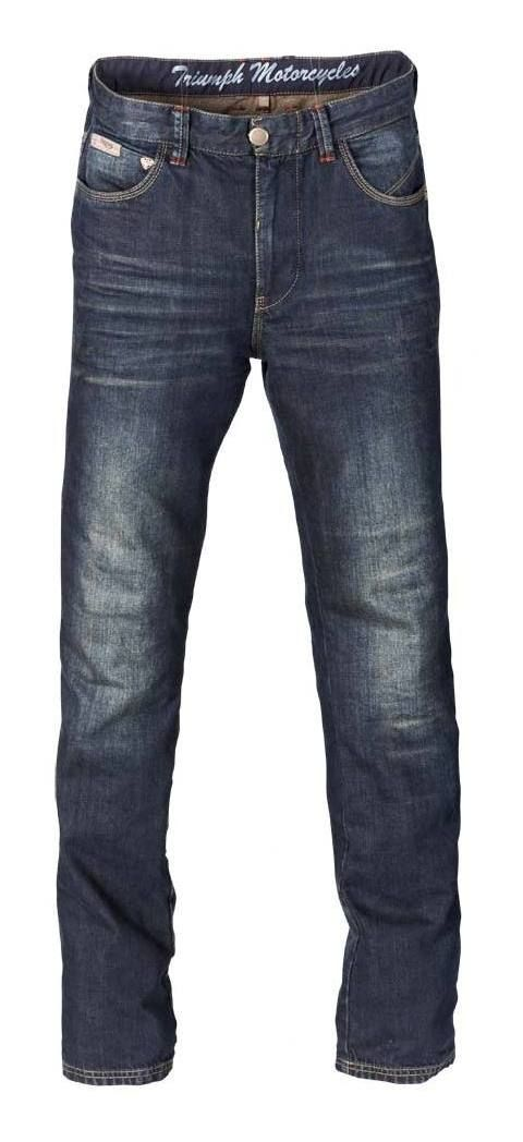 triumph heritage denim jeans - revzilla