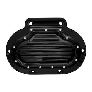 Covingtons Dimpled Transmission Side Cover For Harley 2006-2017