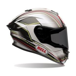 Bell Star Triton Motorcycle Helmet