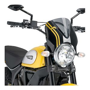 Puig Naked New Generation Windscreen Ducati Scrambler 2015-2018