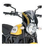 Puig Naked New Generation Windscreen Ducati Scrambler 2015-2017