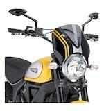 Puig Naked New Generation Windscreen Ducati Scrambler 2015-2017