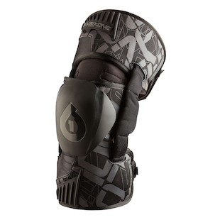 Six Six One Youth Rage Knee Support