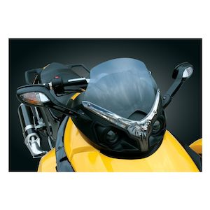 Kuryakyn Widow Windshield Trim Can-Am Spyder RS / GS