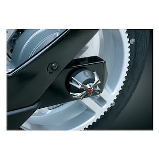 Kuryakyn Widow Rear Axle Caps Can-Am Spyder RS / GS