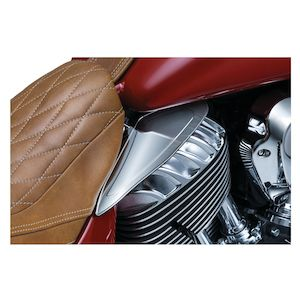 Kuryakyn Saddle Shield Heat Deflectors For Indian 2014-2020