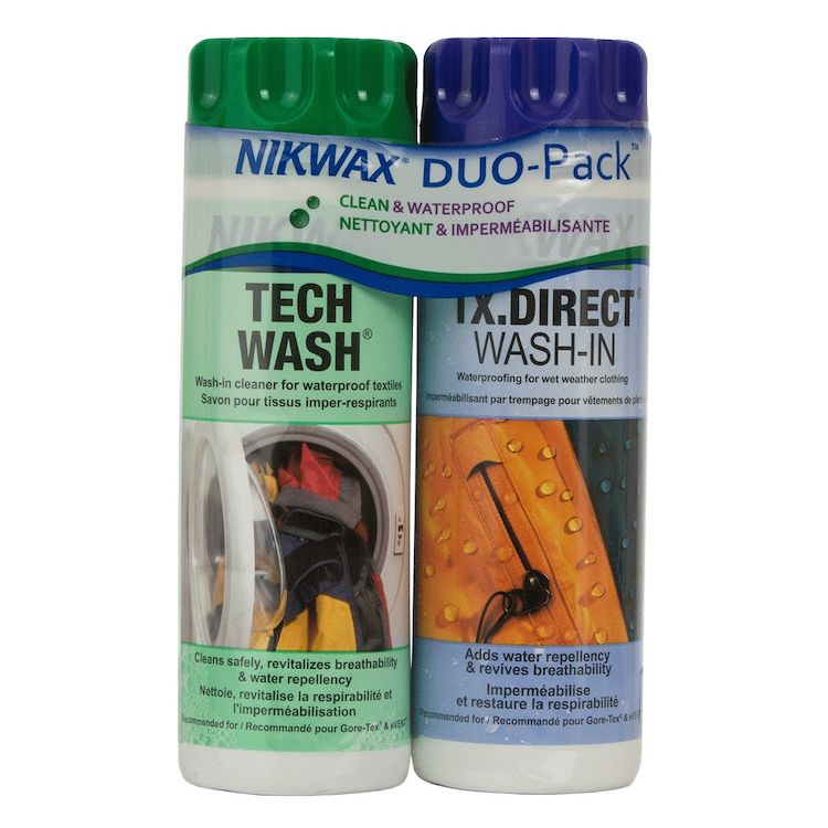 NikWax Wash Kit