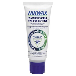 NikWax Waterproofing Wax For Leather Footwear