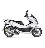 Akrapovic Exhaust System Honda PCX150 2014-2015