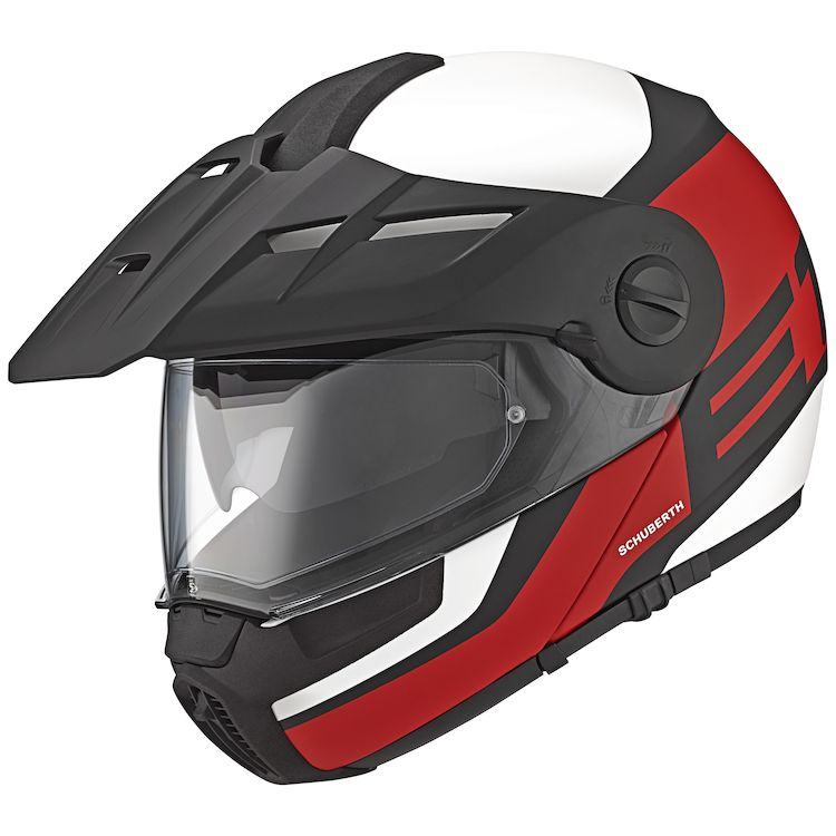 Casco Schuberth E1 me aprieta en la frente. ¿Que hago? Schuberth_e1_guardian_helmet_red_750x750
