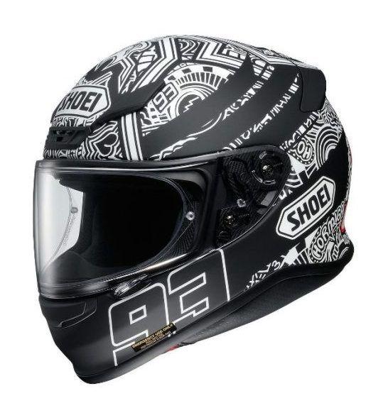Shoei RF-1200 Marquez Digi Ant Motorcycle Helmet