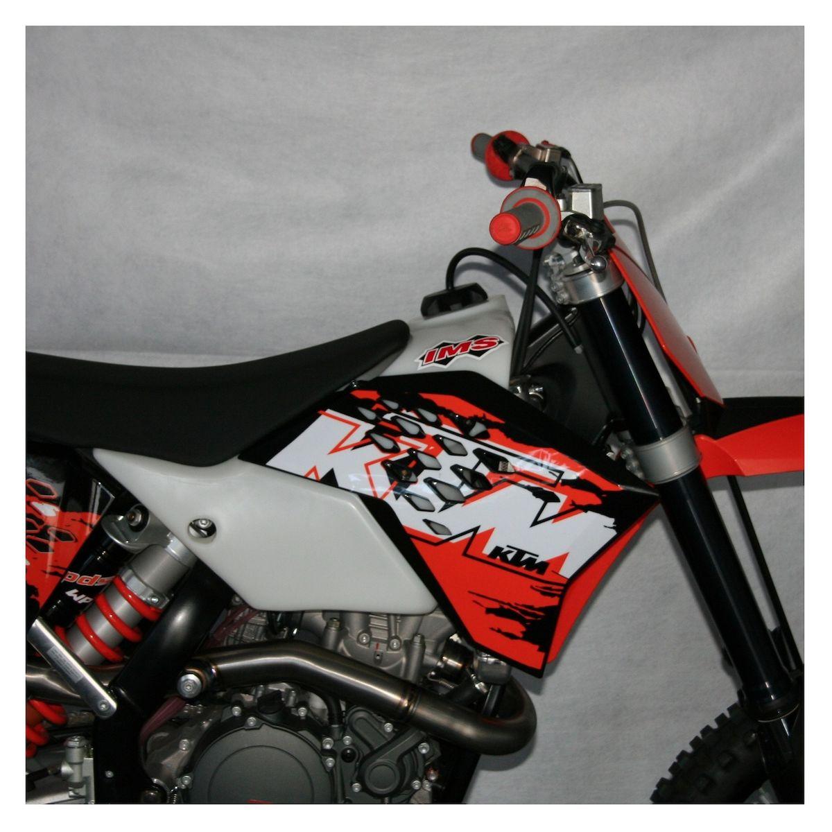 2000-2016 KTM 250 SX Front MX Brake Pads /& Front Brake Rotor Disc