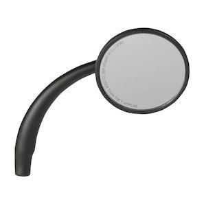 Russ Wernimont Round Convex Mirror For Harley
