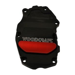 Woodcraft Ignition Trigger Cover Triumph Daytona 675 / R 2013-2015