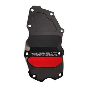 Woodcraft Ignition Trigger Cover Triumph Daytona 675 / Street Triple 2006-2012