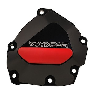 Woodcraft Oil Pump / Ignition Trigger Cover Yamaha R1 2009-2014