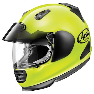 Arai Defiant Pro-Cruise Hi-Viz Helmet