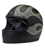 Biltwell Gringo Flame Limited Edition Helmet