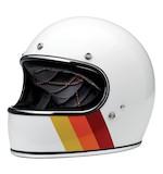 Biltwell Gringo Tri-Stripe Limited Edition Helmet