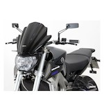 MRA Double-Bubble RacingScreen Windshield Yamaha FZ-09 2014-2016