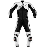 Alpinestars Atem Race Suit Black/White / 56 [Blemished - Very Good]