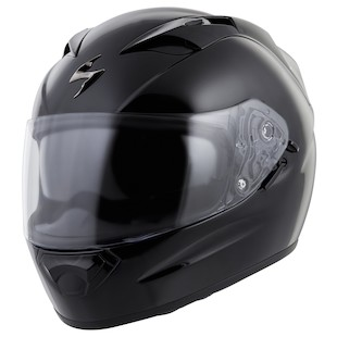 Scorpion EXO-T1200 Helmet Black / MD [Blemished - Very Good]