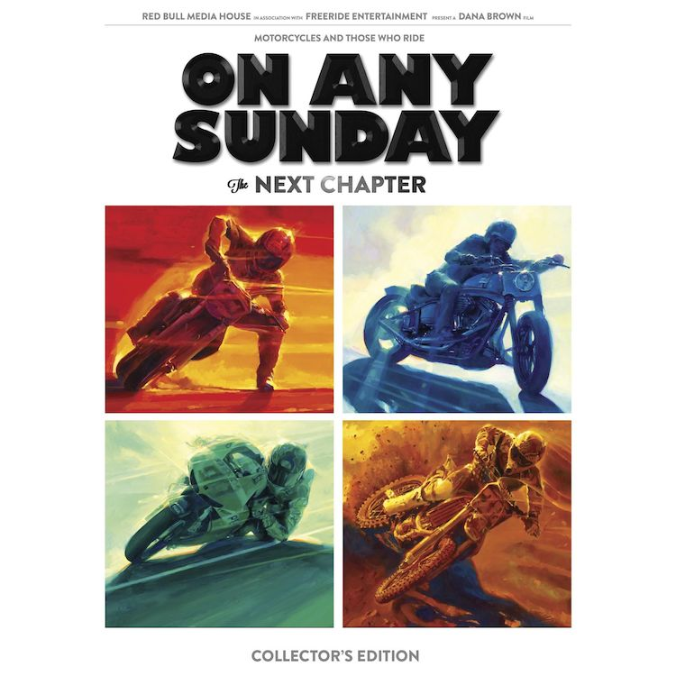 On Any Sunday DVD: The Next Chapter