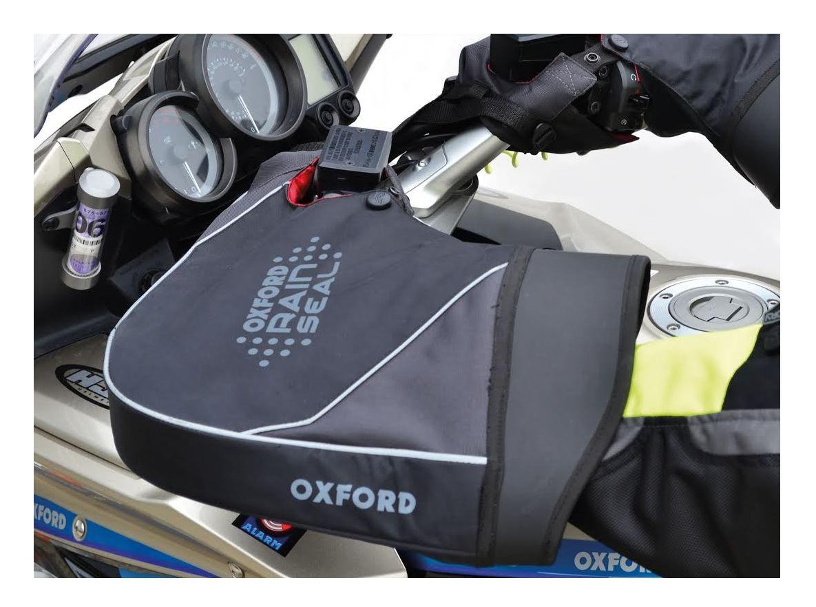 oxford rainseal handlebar muffs - revzilla