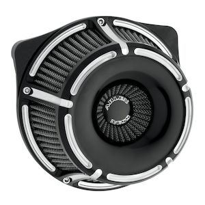 Arlen Ness Slot Track Inverted Series Air Cleaner Kit For Harley