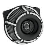 Arlen Ness Slot Track Inverted Series Air Cleaner Kit For Harley